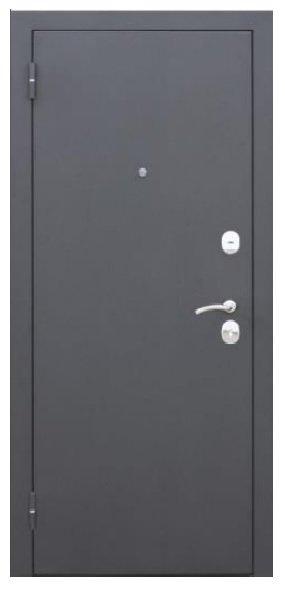 Metāla  ārdurvis GARDA MYAR 75 mm