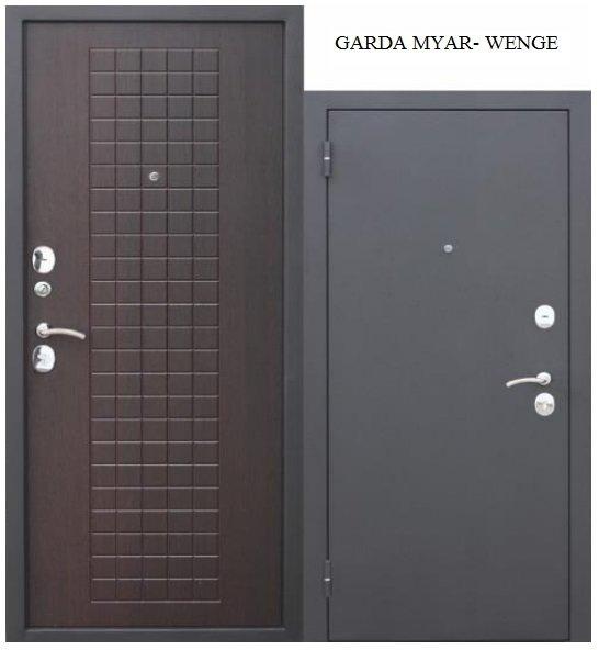 Metāla ārdurvis GARDA MYAR