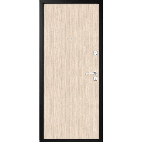 Metāla durvis mājai M102