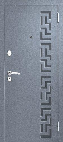 Metāla durvis dzīvoklim M202-2