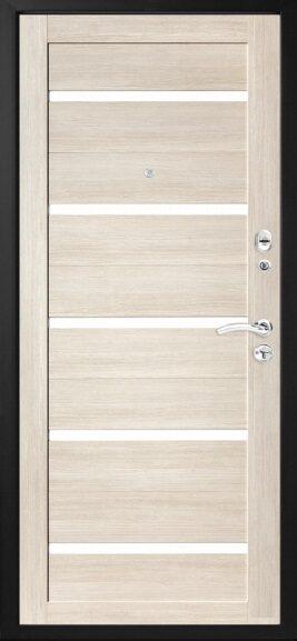 Metāla durvis mājai M24