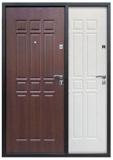 Metāla durvis SOPRANO