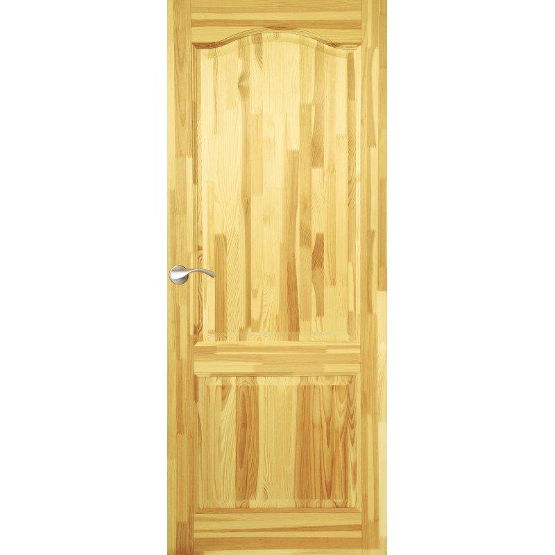 Koka durvis KLASIKA FR DGF
