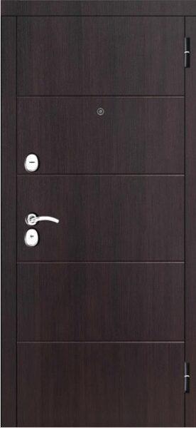 Metāla durvis dzīvoklim M315