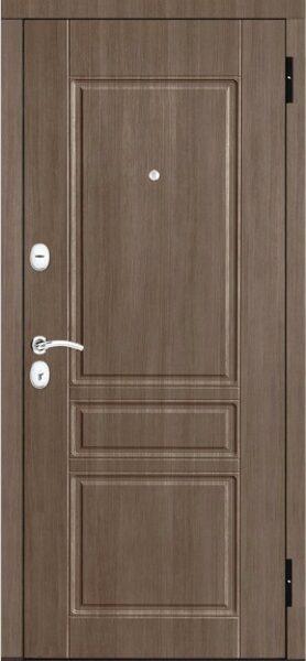Metāla durvis dzīvoklim M316-6