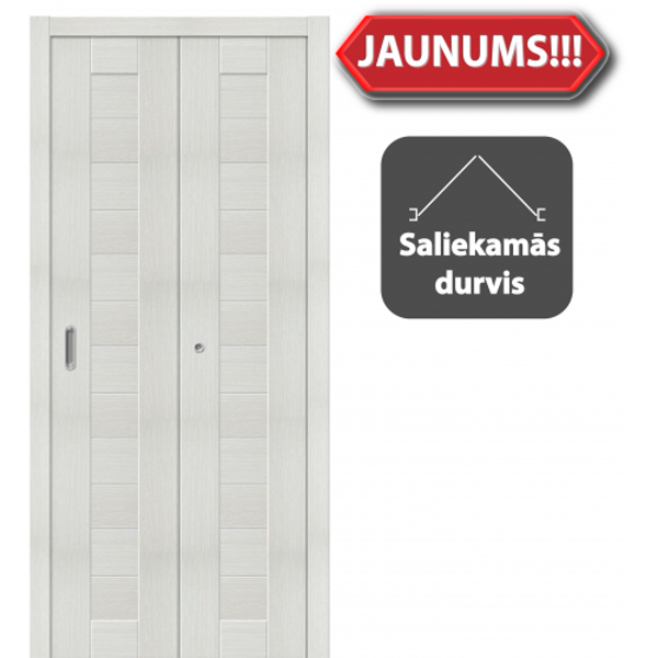 -Saliekamās durvis