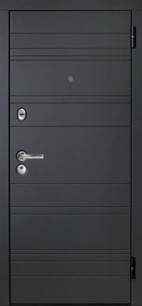 Metāla durvis mājai M700