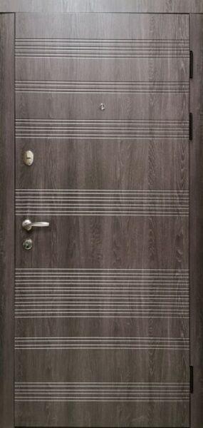Metāla durvis dzīvoklim FREJA