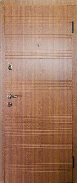Metāla durvis dzīvoklim LAGUNA