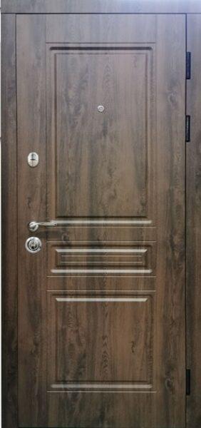 Metāla durvis mājai PROVANS