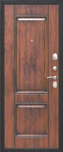 Metāla durvis mājai VĪNE